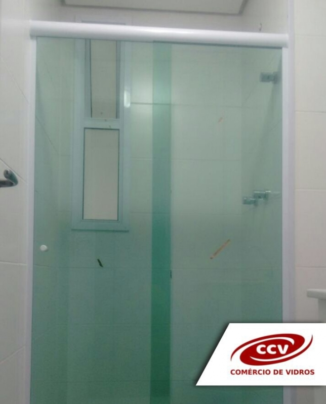 db181c7c665 Box de Vidro para Banheiro Pequeno Valor Penha - Box de Vidro Incolor